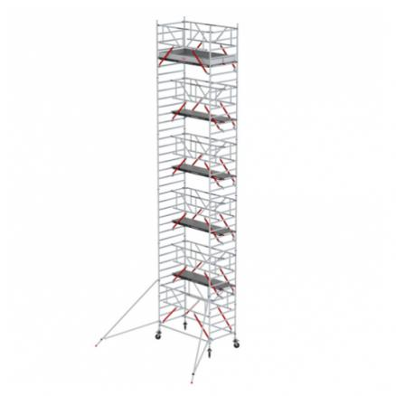 TORRE AND. ALUMINIO RS 52 (ALTURA TRABAJO 12,20 M)